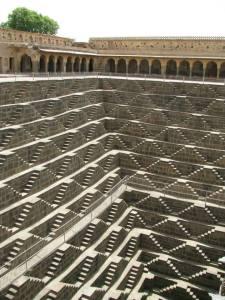 Abhaneri Step Well