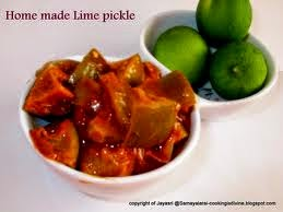 D lime pickle