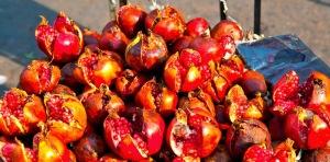Delhi Pomegranates