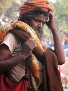 Men shouldnlt skip Cropped sadhu