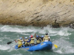men shouldn't skip rafting