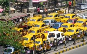 taxi's Calcutta 1053