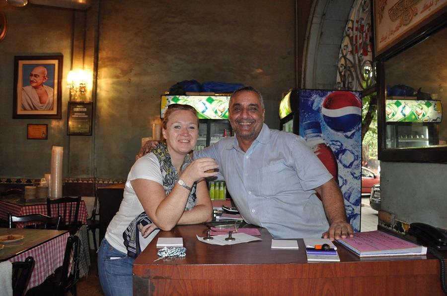 Brittania Cafe Afshin