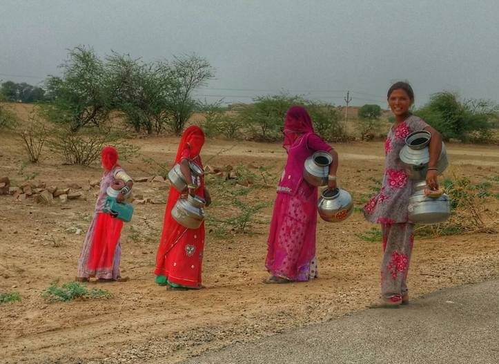 Mandvi village ladies